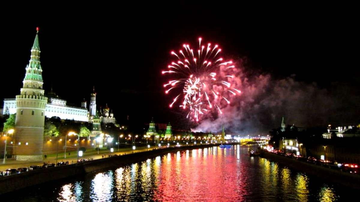 РуАН поздравляет соотечественников с Новым Годом!