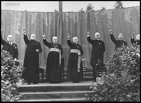 Фашизм и религия – родные братья по паразитизму