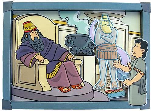 Религия – это не развитие, не православие и не духовность. Религия – это обман. Библейские картинки. Часть 21
