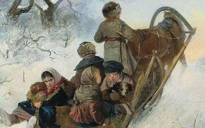 Воспитание мальчиков на Руси