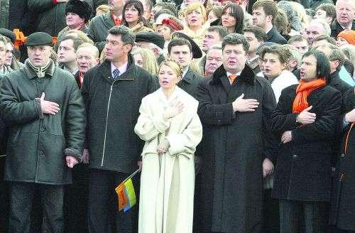 Пётр Порошенко уже не устраивает западных кураторов и ему готовят замену, аферистка Юлия Тимошенко - главный кандидат на должность президента Украины
