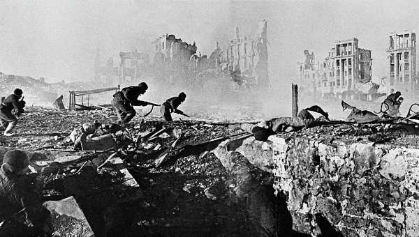 Сталинградская битва истории очевидцев службы поддержки