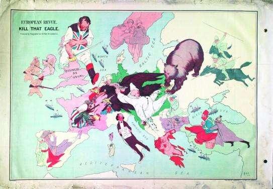 Масоны США и Британии против России