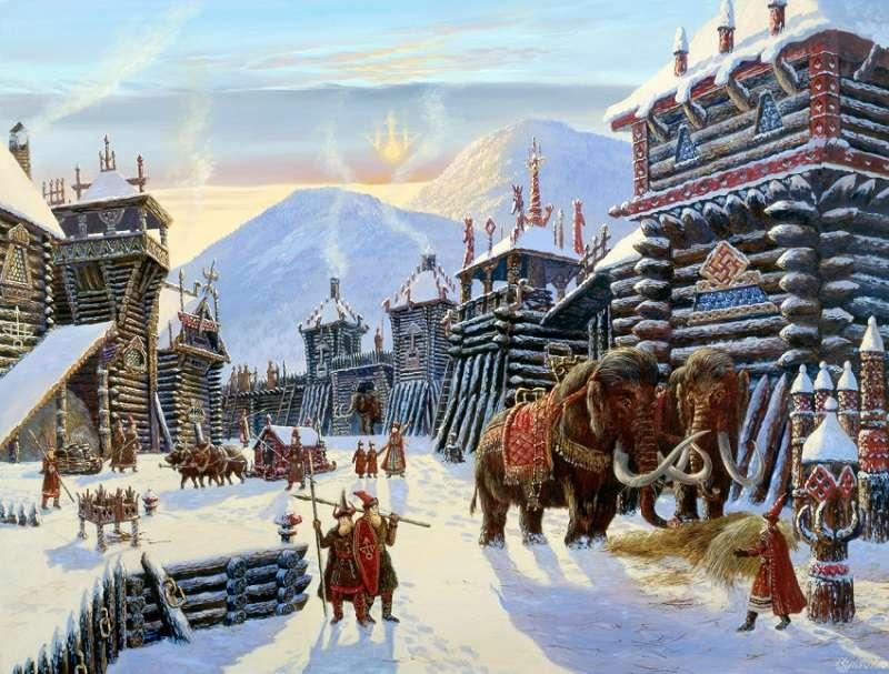 Александр Македонский был разбит в Сибири