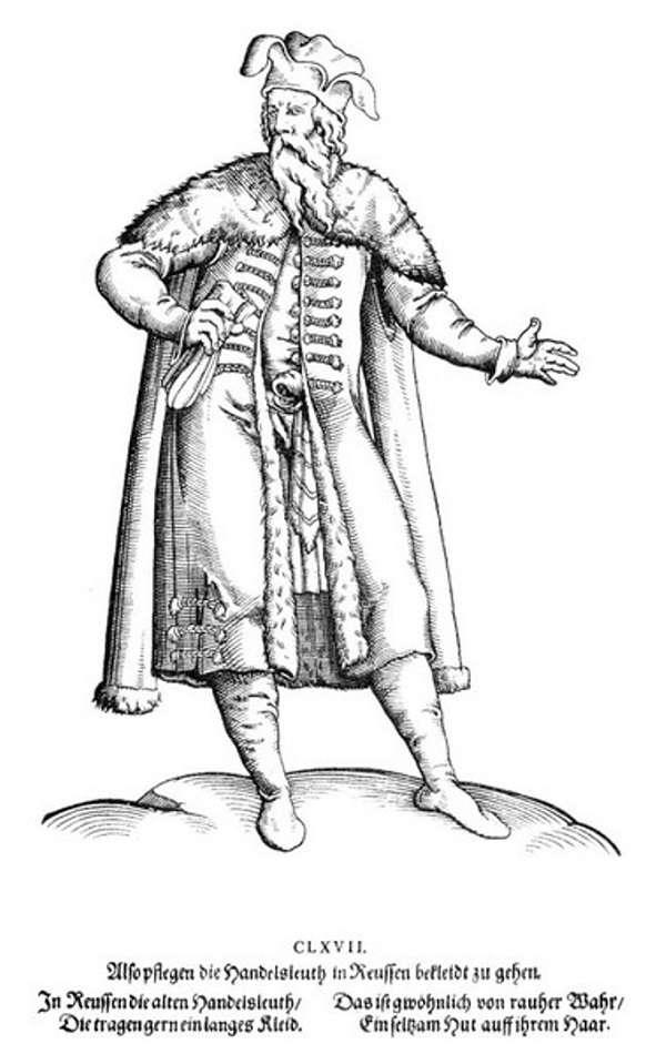 О «Лапотной Руси» и средневековой логисти