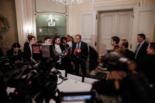 Выступление Лаврова в Мюнхене на конференции по безопасности 2017