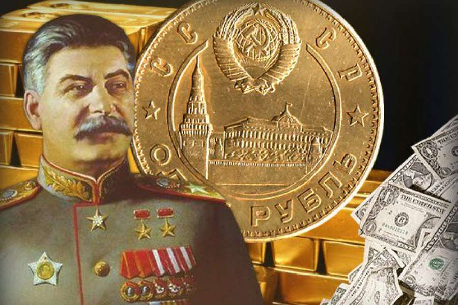 Финансы молодой России восстановили за счёт ограбления населения