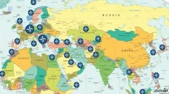 Информационная война Запада против Руси идёт постоянно