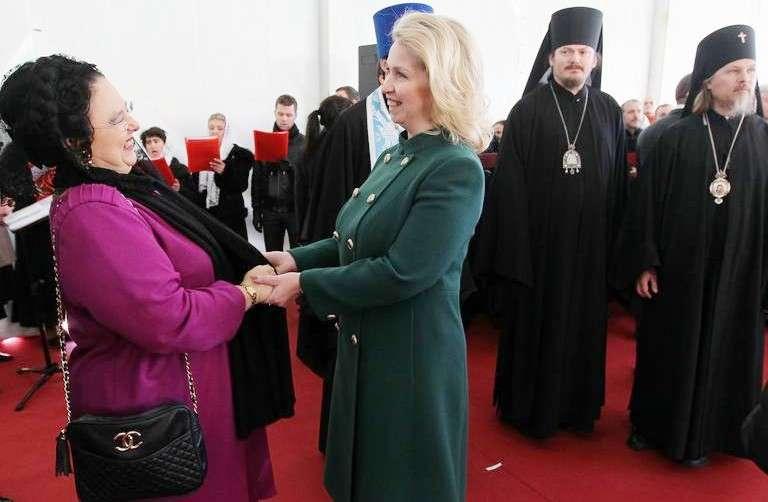 Россия под огнём паразитов: Ротшильды навязывают нам царицу Машку