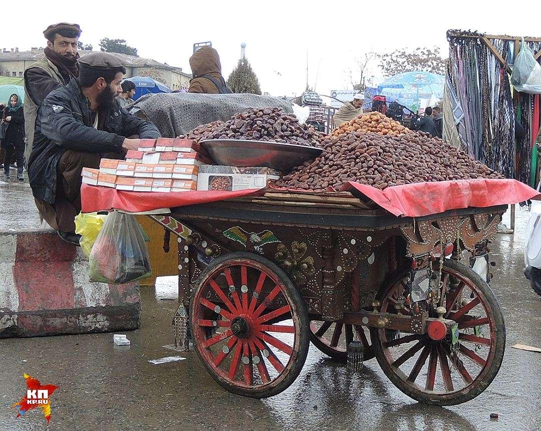 Афганистан будет воевать, пока не кончатся паразиты