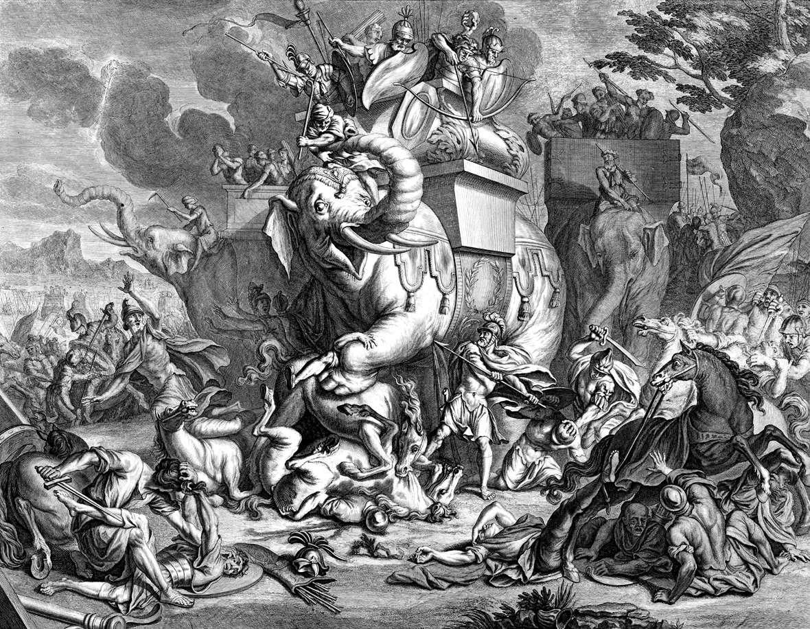 Библейские картинки. Часть 23. Братки Маккавеи: Интриги в Главхраме или почём стоит стать первосвященником