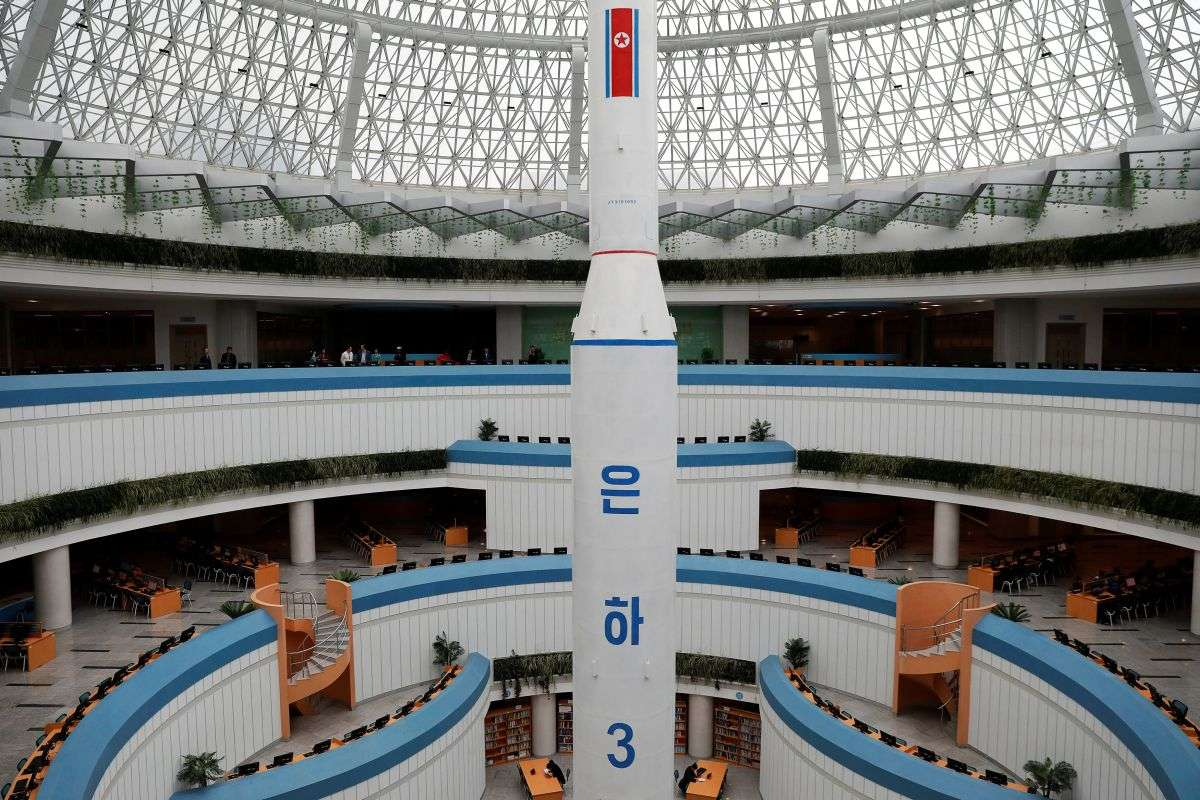 Северная Корея показала всем, как надо разговаривать с американскими террористами