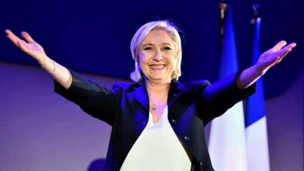Марин Ле Пен обставила глобалистов и одержала стратегическую победу