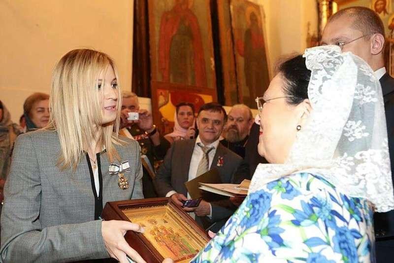 Зачем церковная мафия и бывший прокурор Наталья Поклонская защищают кровавого преступника?