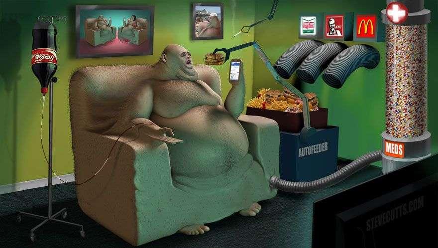 Рыночная экономика разрушает общество и ведёт к гибели цивилизации