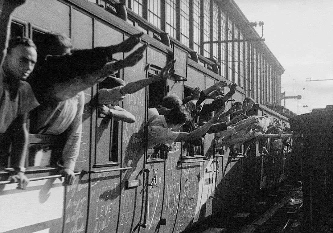 За Гитлера сражались те же страны, что сегодня вводят санкции против России