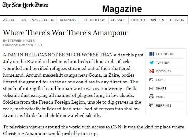 Информационный заговор Запада против России