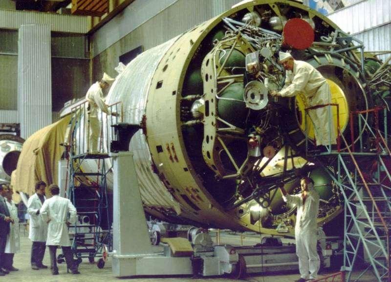 «Алмаз» – самый секретный военно-космический проект СССР