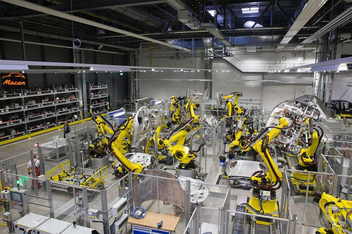 Повышение продуктивности труда при капитализме ведёт к полной деградации общества