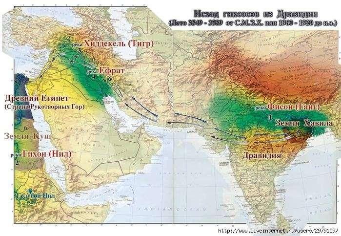 Израиль переезжает в Индию и в другие тёплые страны