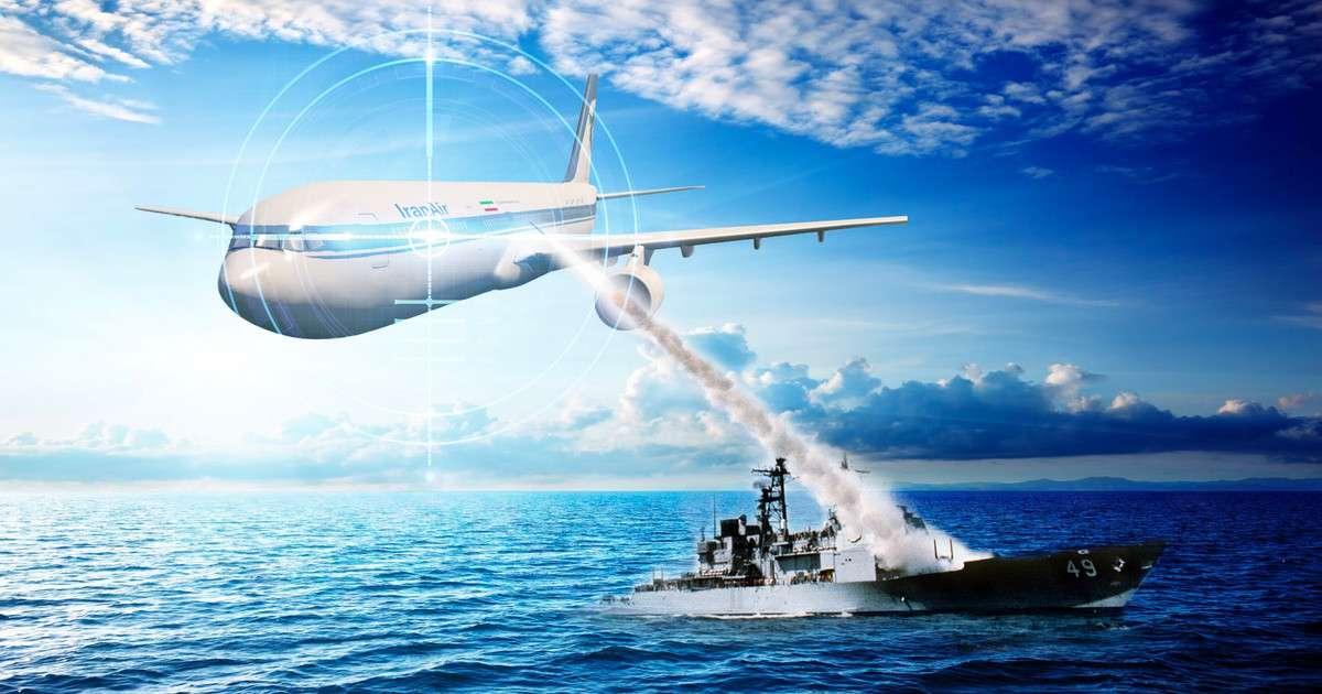 Террористы из США сбили в 1988 году иранский пассажирский самолёт