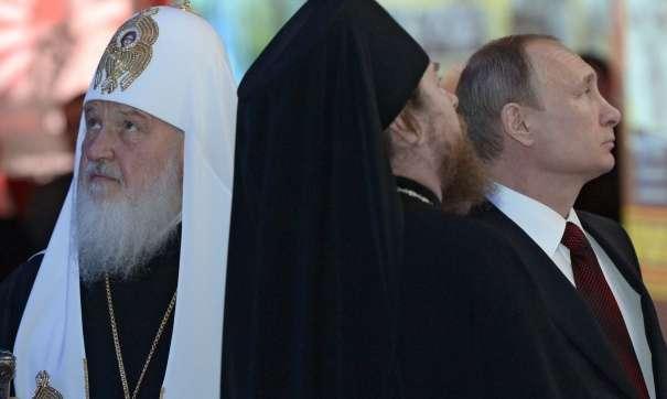 Владимир Путин объявил войну церковной братве из РПЦ