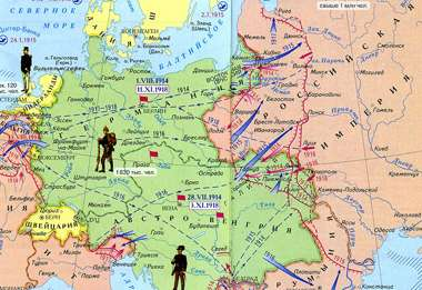 «Цивилизованный» западный мир против великой России