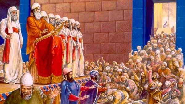 Библейские картинки. Часть 25. Кто написал «Пятикнижие» Моисея