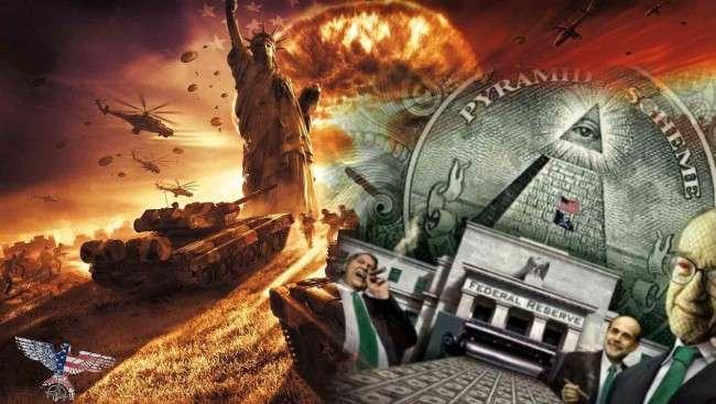 Планы Мирового Правительства разоблачены
