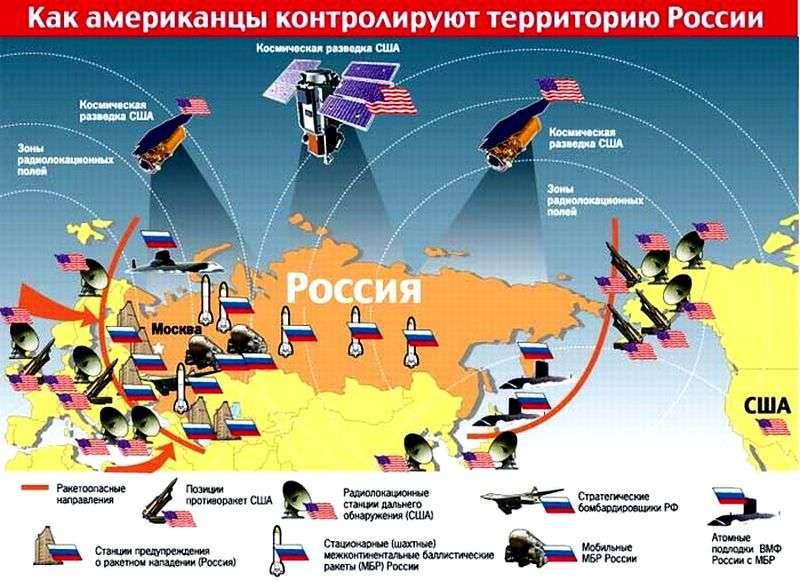 США разрывают договор по РСМД и подтягивают свои ракеты к границе России