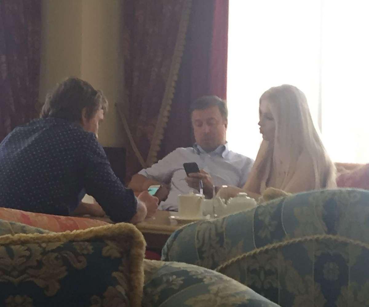 Золотая Судья Хахалева на свадьбе своей дочери засветила целую криминальную империю