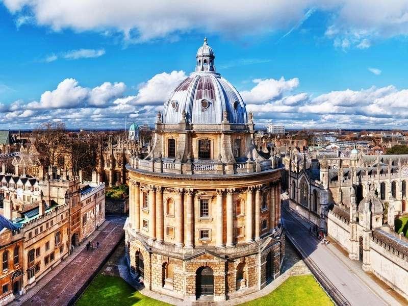 Оксфорд – фабрика паразитов?