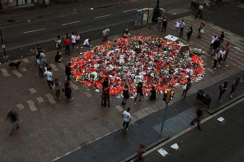 Теракты в Испании устроили глобалисты