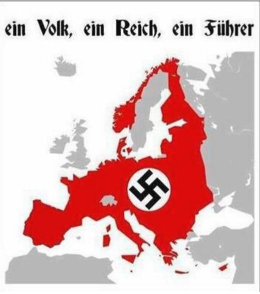 Нацизм в Германии породили и возглавили евреи, называвшие себя «арийцами» для маскировки!