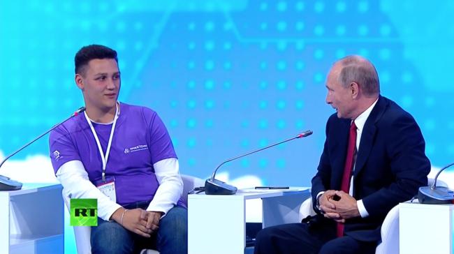 Как паразиты подставили Владимира Путина