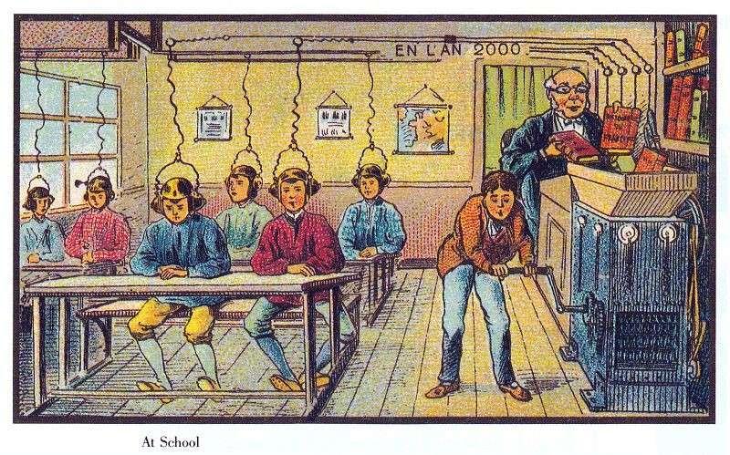 Образование: возвращаемся назад в будущее