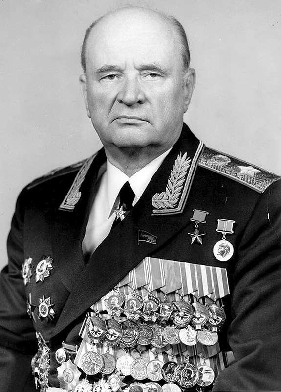 Генерал Пётр Ивашутин – разведчик номер один, легендарный руководитель ГРУ