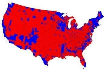 США деградируют колоссальными темпами, а кто сопротивляется деградации – тот расист и гомофоб