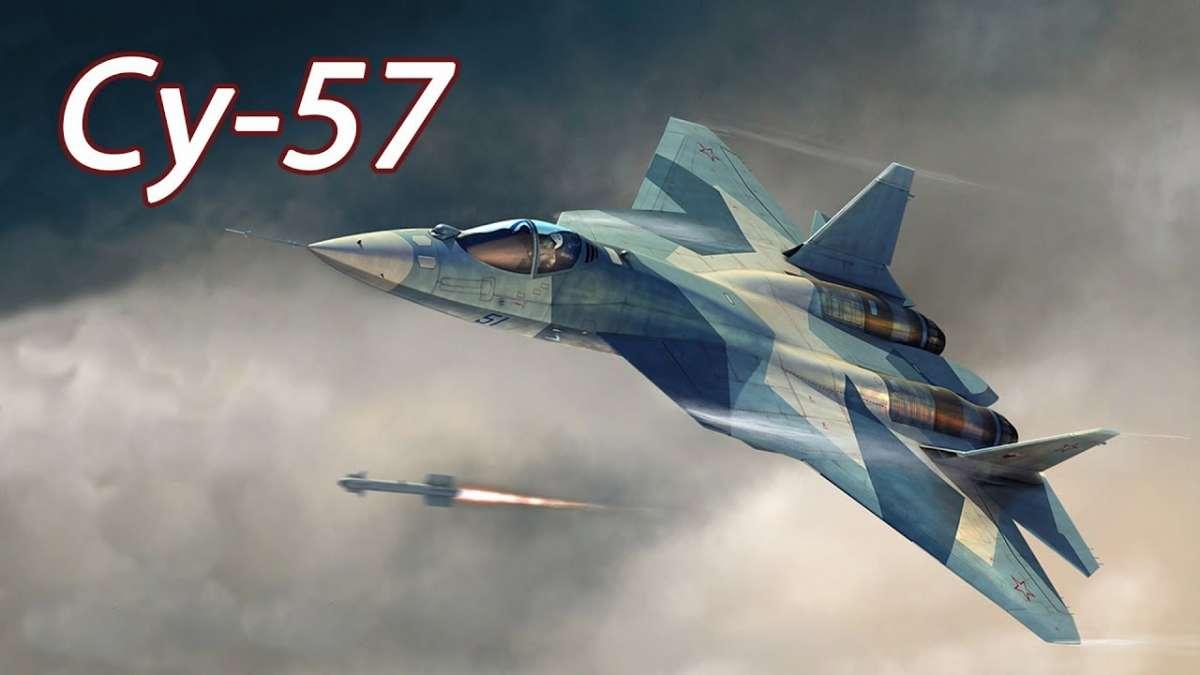 Су-57 против F-22 и F-35: какие проблемы и перспективы военной авиации