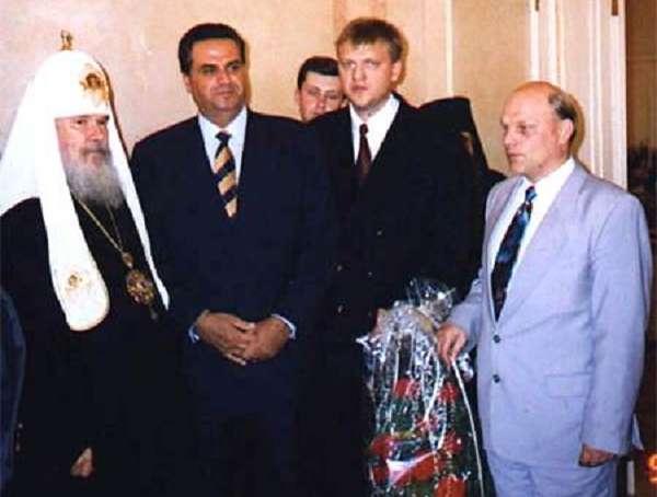 Христианский терроризм и Поклонская