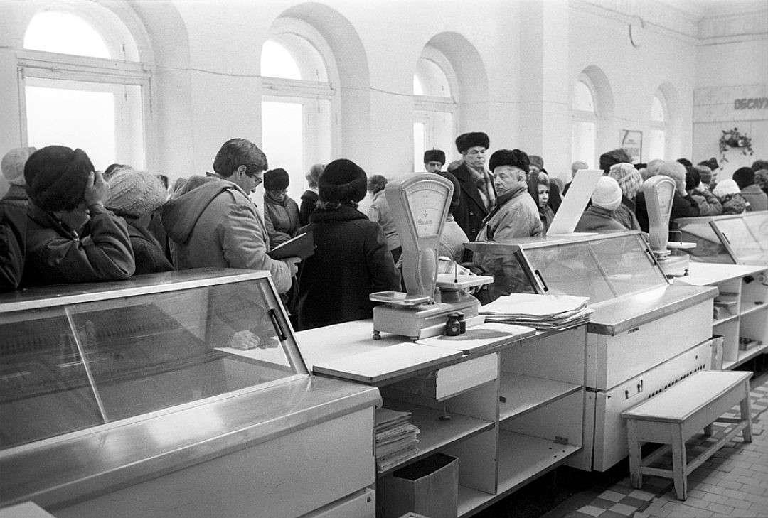 Суть СССР была в эксплуатации и ограблении русского народа, и распад Союза это показал