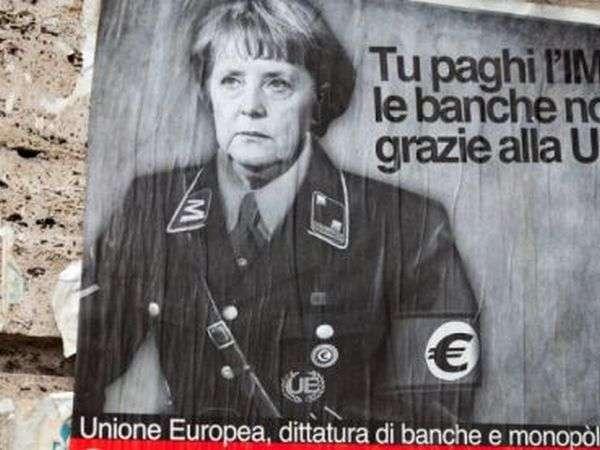 Расчленение Испании начало ЕвроРейха