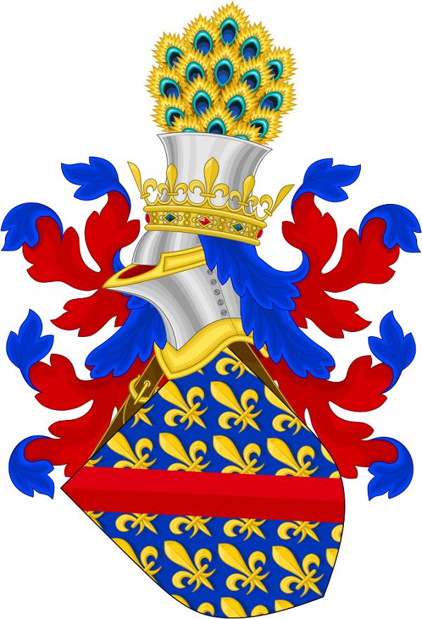 Чёрная аристократия Европы без грима