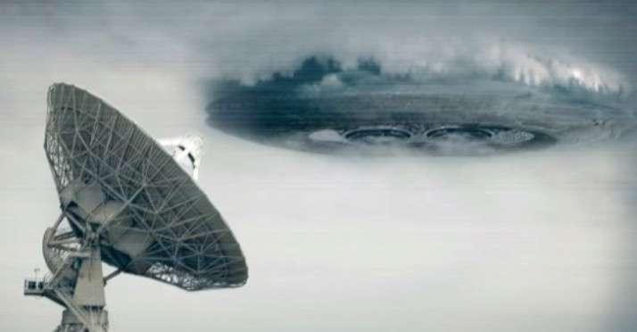 НЛО – всемирный заговор молчания избранного народа