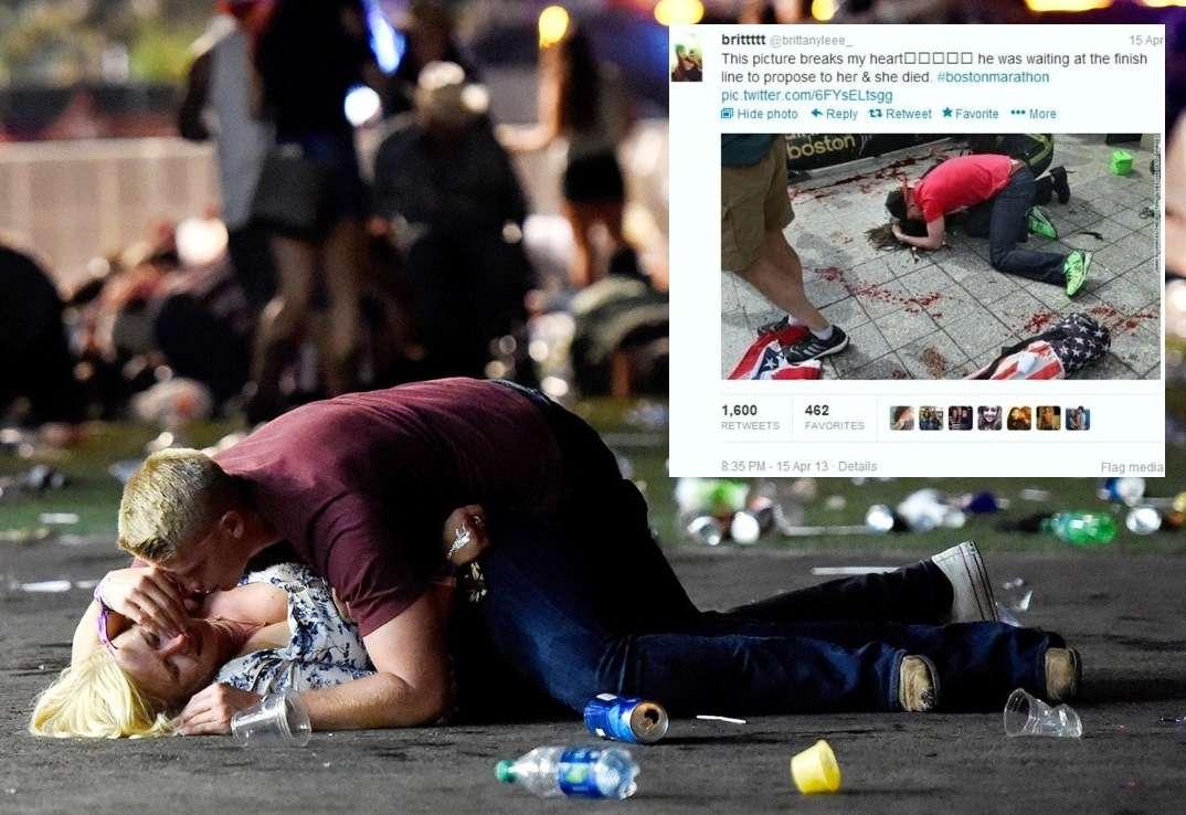 Теракт в Лас-Вегасе постановка?