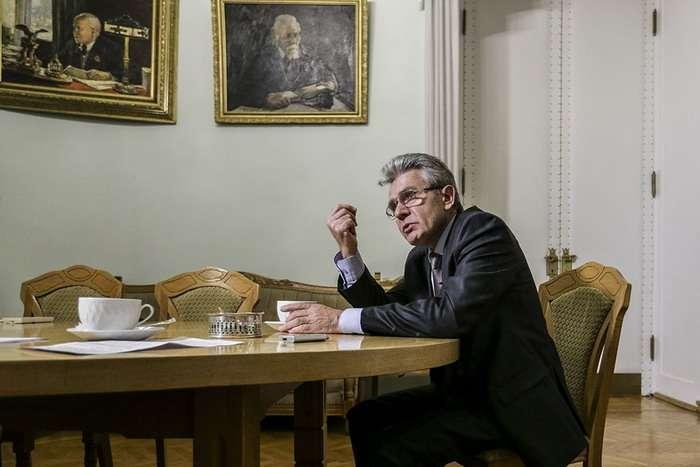 Александр Сергеев – новый Президент РАН рассказывает о своих планах на новом посту