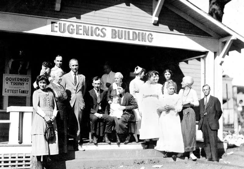 Евгеника: ужасы западной цивилизации