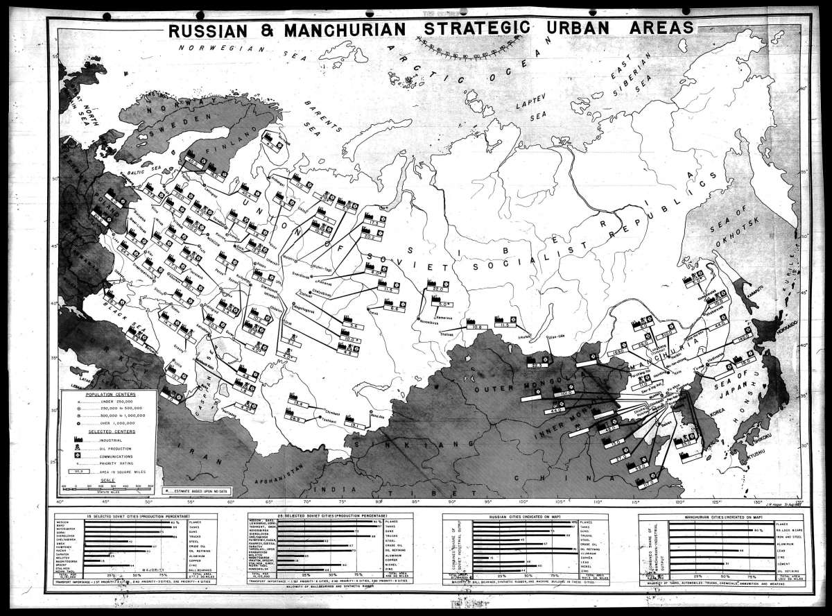 США планировали ядерный удар по СССР ещё в 1945 году до окончания Второй Мировой войны