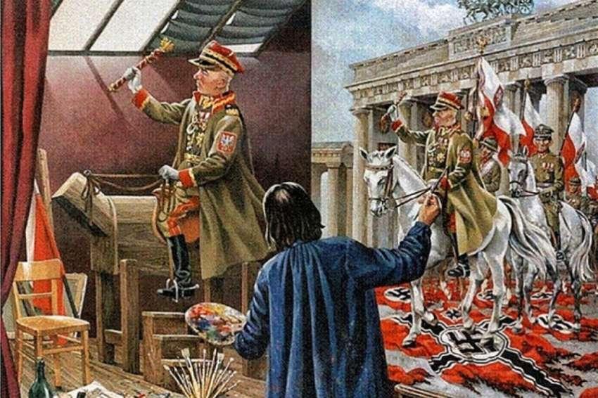 Польша и Турция против немцев и русских