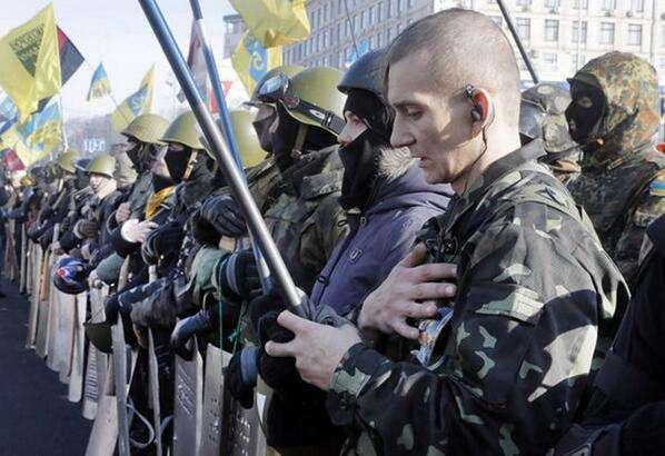 Киевский «Михомайдан» – начало открытой фазы переворота для замены жулика Порошенко на марионетку Саакашвили